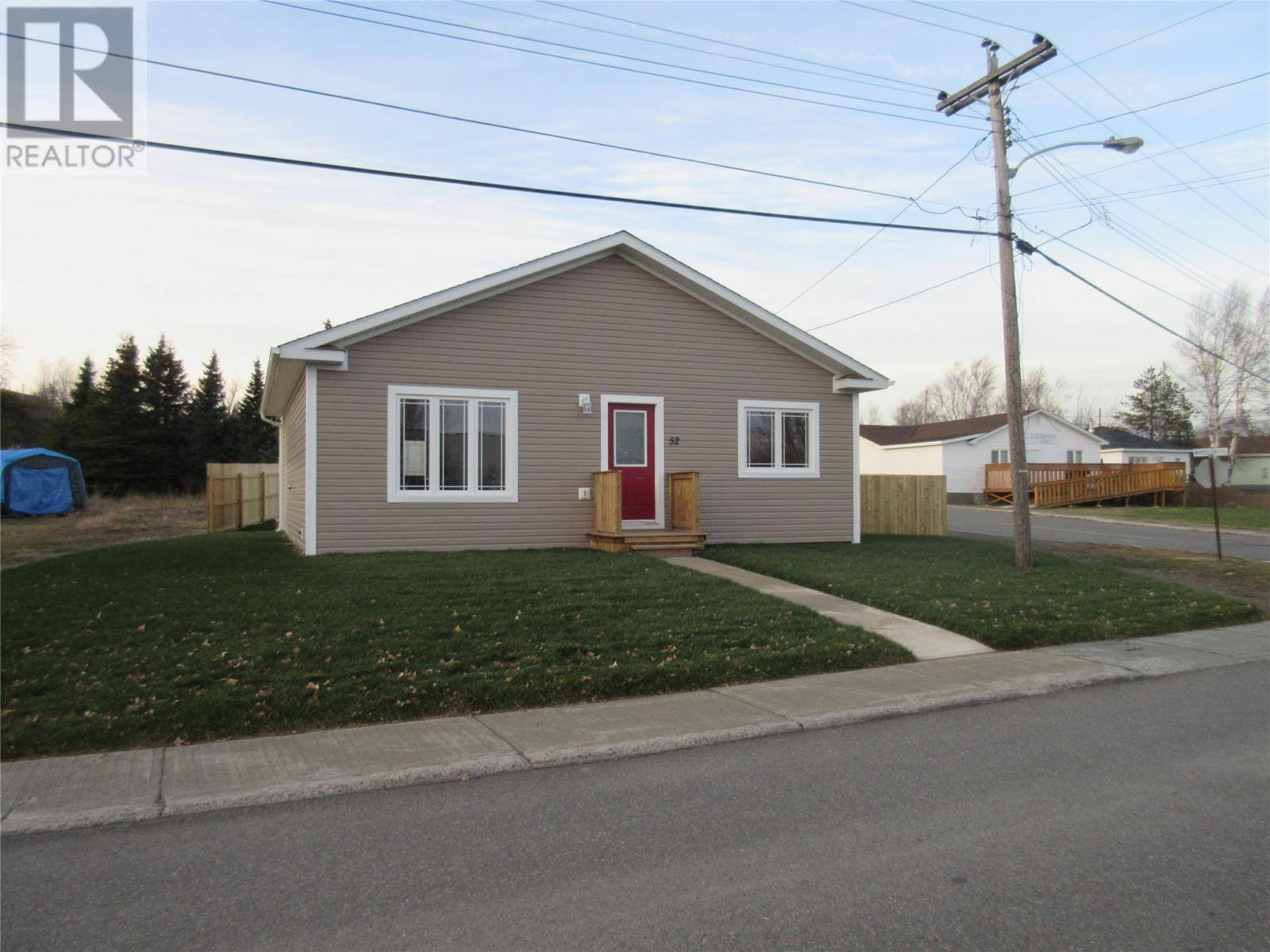 House for sale at 52 Main St Grand Falls-windsor Newfoundland - MLS: 1207354
