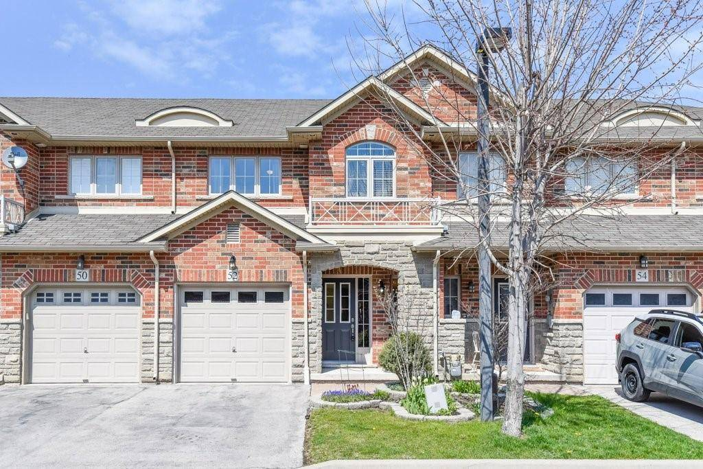 Townhouse for sale at 52 Marina Point Cres Stoney Creek Ontario - MLS: H4077105