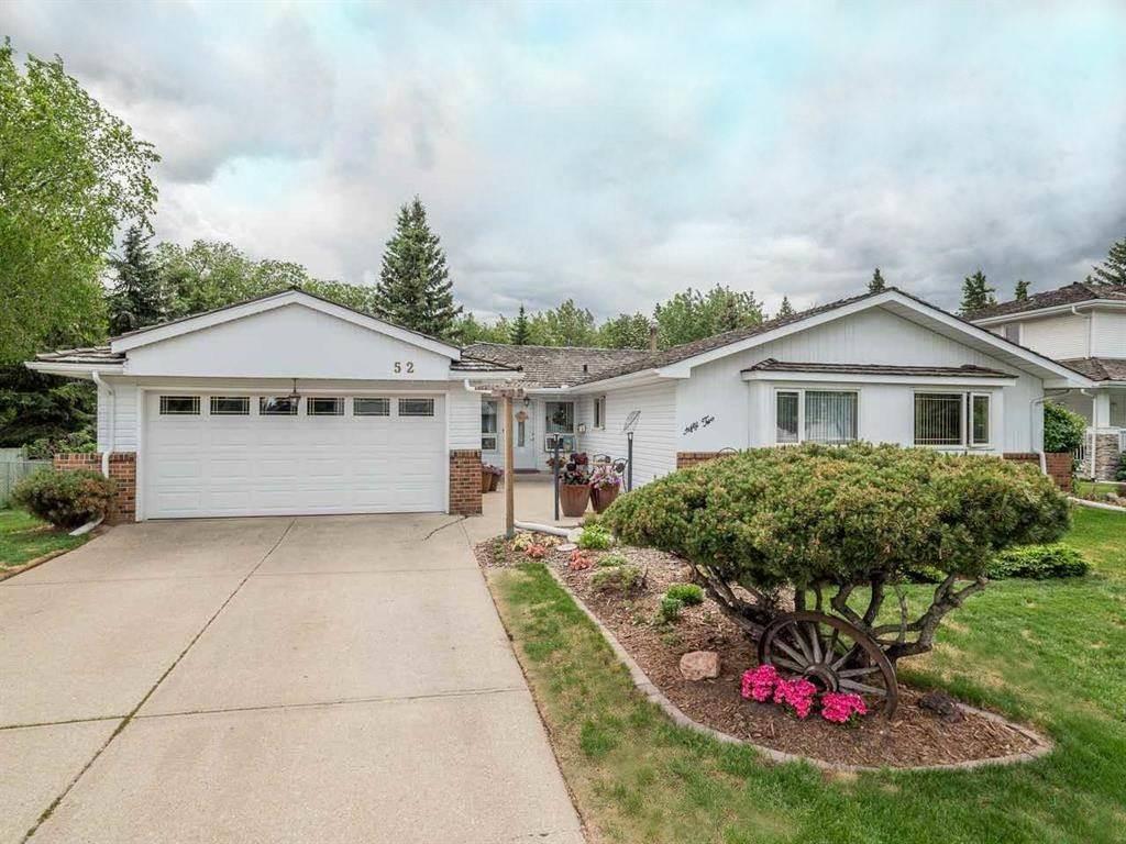 House for sale at 52 Marlboro Rd Nw Edmonton Alberta - MLS: E4173239