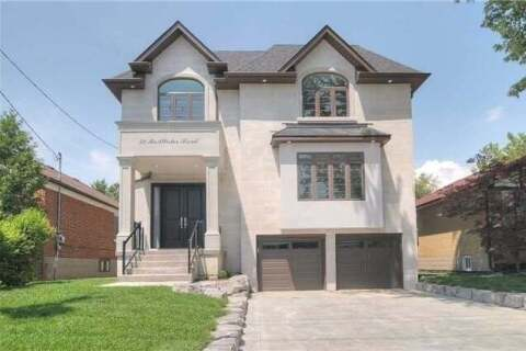 House for sale at 52 Mcallister Rd Toronto Ontario - MLS: C4811400
