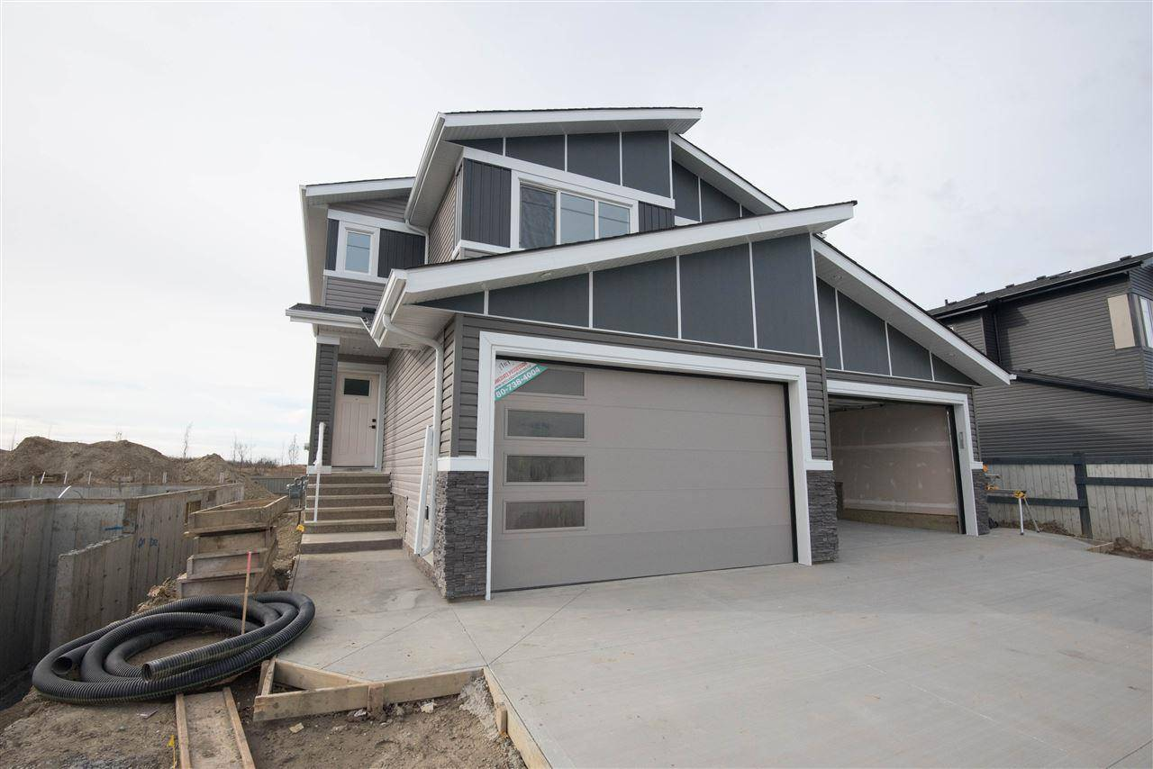 Townhouse for sale at 52 Mclean Bn  Leduc Alberta - MLS: E4182673