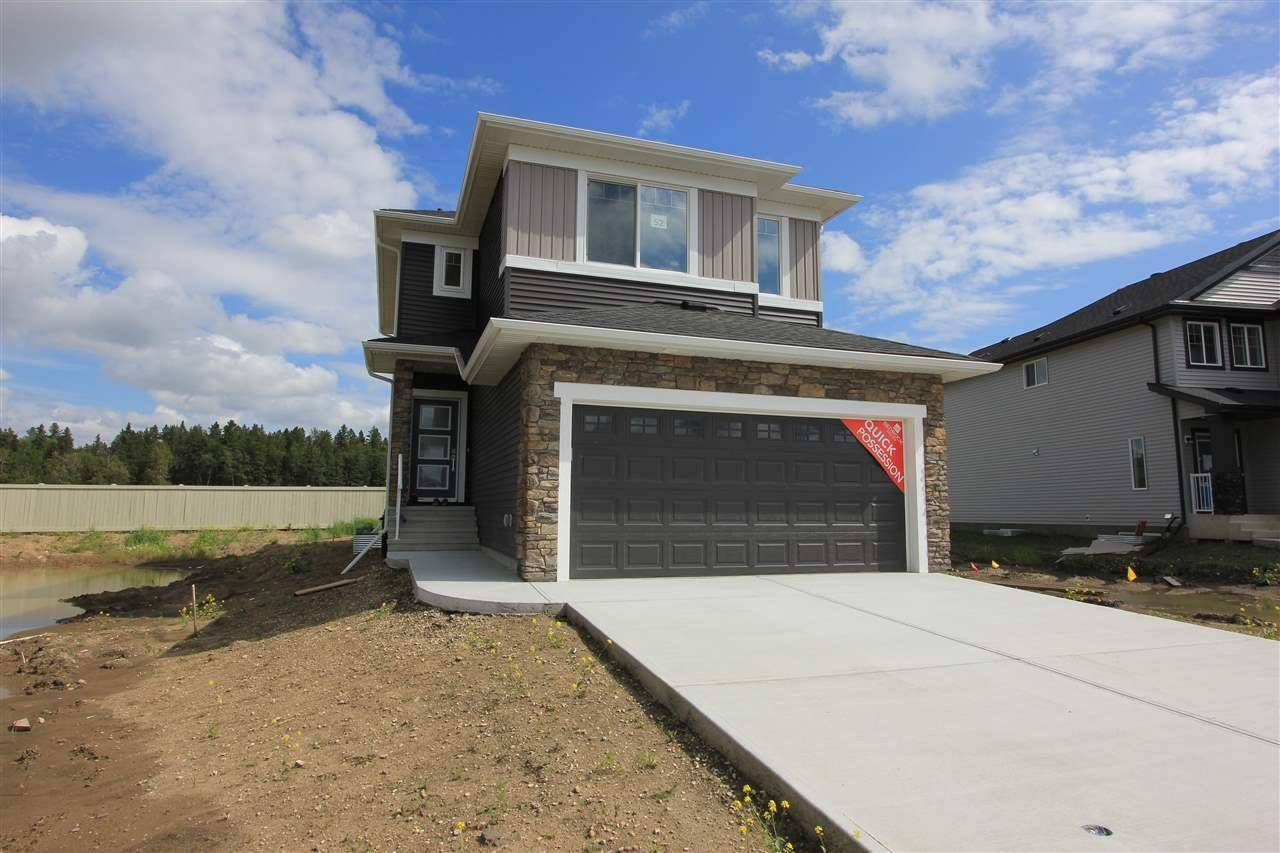 House for sale at 52 Meadowlink Common Spruce Grove Alberta - MLS: E4168820