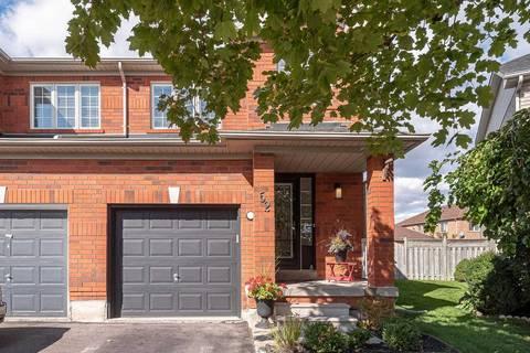 Townhouse for sale at 52 Melissa Ct Brampton Ontario - MLS: W4607661
