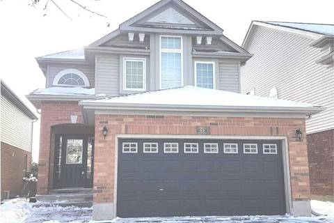 House for sale at 52 Milson Cres Guelph Ontario - MLS: X4632731