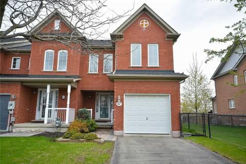 Townhouse for sale at 52 Monaco Ct Brampton Ontario - MLS: W4461299