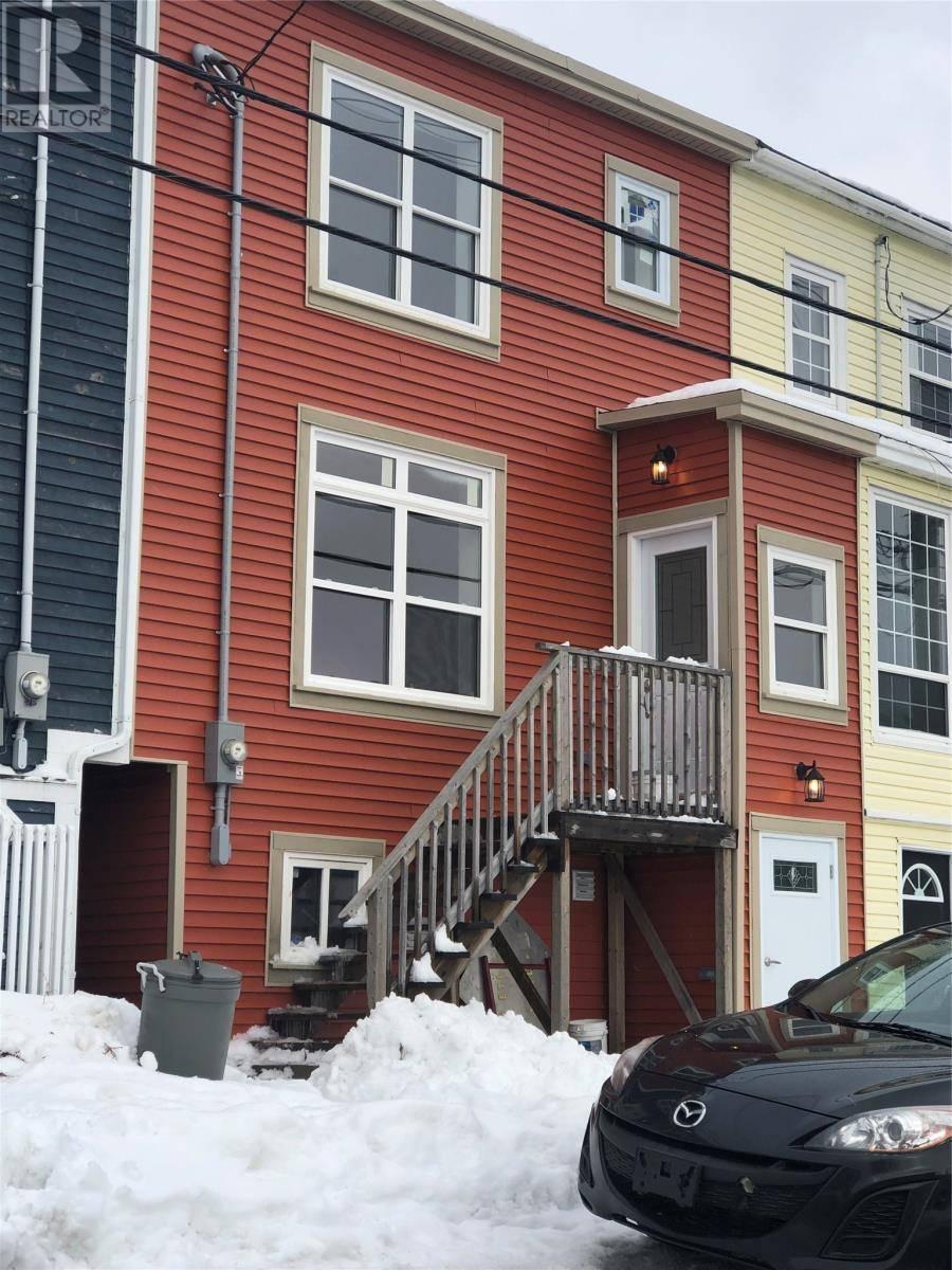 House for sale at 52 Monroe St St. John's Newfoundland - MLS: 1209222