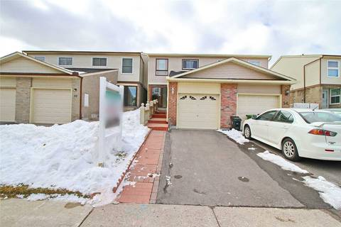 Townhouse for sale at 52 Nabob Cres Toronto Ontario - MLS: E4698323