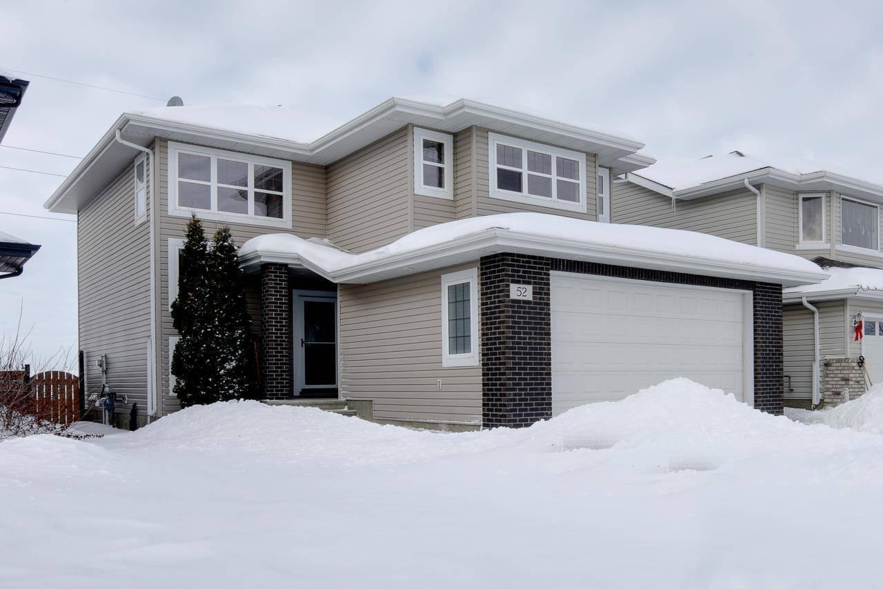 House for sale at 52 Napoleon Cres St. Albert Alberta - MLS: E4187509