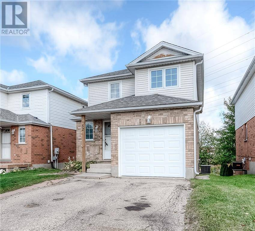 House for sale at 52 Orchid Cres Kitchener Ontario - MLS: 30768007