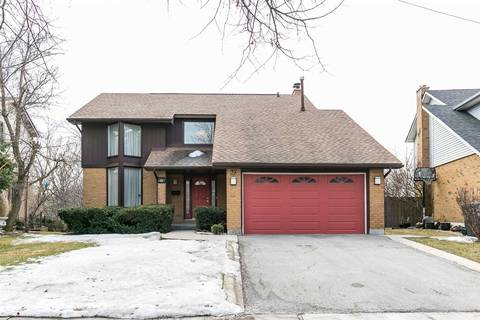 House for sale at 52 Parkside Dr Brampton Ontario - MLS: W4390302