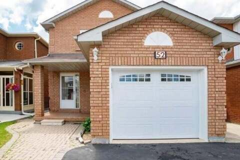 House for sale at 52 Pennsylvania Ave Brampton Ontario - MLS: W4813622