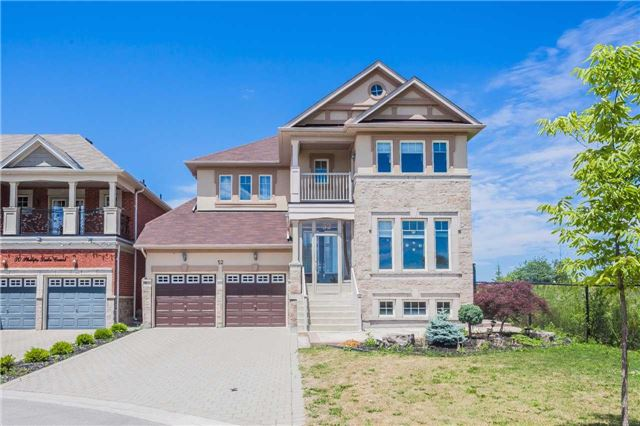 For Sale: 52 Philips Lake Court, Richmond Hill, ON | 4 Bed, 5 Bath House for $1,599,000. See 20 photos!