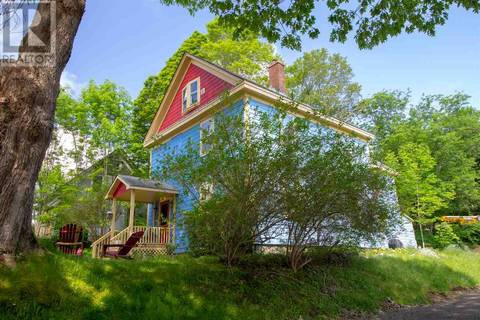 House for sale at 52 Pleasant St Bear River Nova Scotia - MLS: 201909773