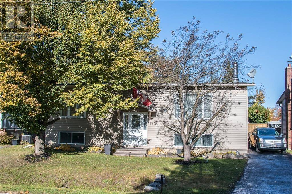 House for sale at 52 Poole Creek Cres Stittsville Ontario - MLS: 1172986