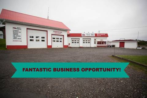 Commercial property for sale at 52 Portage Rd Grand Falls New Brunswick - MLS: VB180024