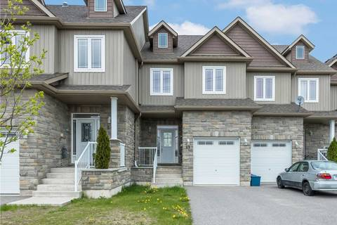 Townhouse for sale at 52 Puccini Dr Wasaga Beach Ontario - MLS: S4461598