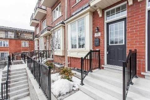 Townhouse for rent at 52 Raffeix Ln Toronto Ontario - MLS: C4753647