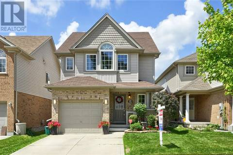 House for sale at 52 Renner Dr Cambridge Ontario - MLS: 30749668