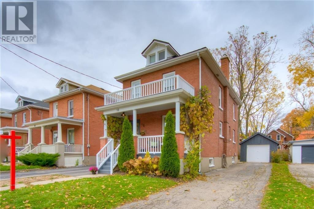 House for sale at 52 Rich Ave Cambridge Ontario - MLS: 40038402