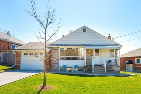House for sale at 52 Ridge Point Cres Toronto Ontario - MLS: W4740170