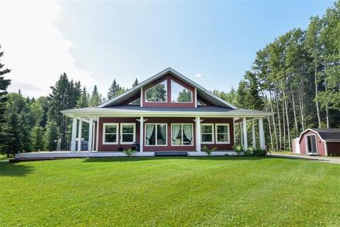 House for sale at  R.r. 5.2  Unit 5.2 Rural Mountain View County Alberta - MLS: C4241993