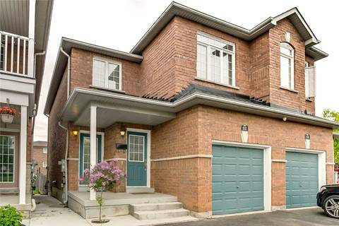Townhouse for sale at 52 San Gabriele Pl Toronto Ontario - MLS: W4474907