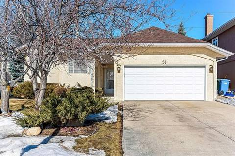 House for sale at 52 Scanlon Pl Northwest Calgary Alberta - MLS: C4289557