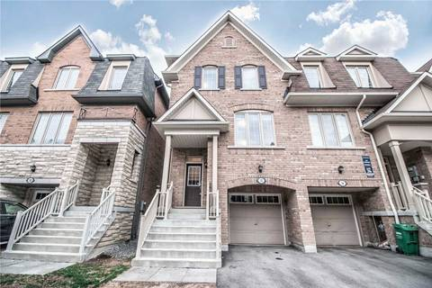 Townhouse for sale at 52 Sea Drifter Cres Brampton Ontario - MLS: W4422182