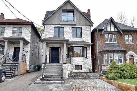 House for sale at 52 Shields Ave Toronto Ontario - MLS: C4571769
