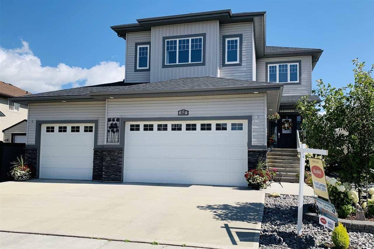 House for sale at 52 Shorewood Cres Leduc Alberta - MLS: E4170767