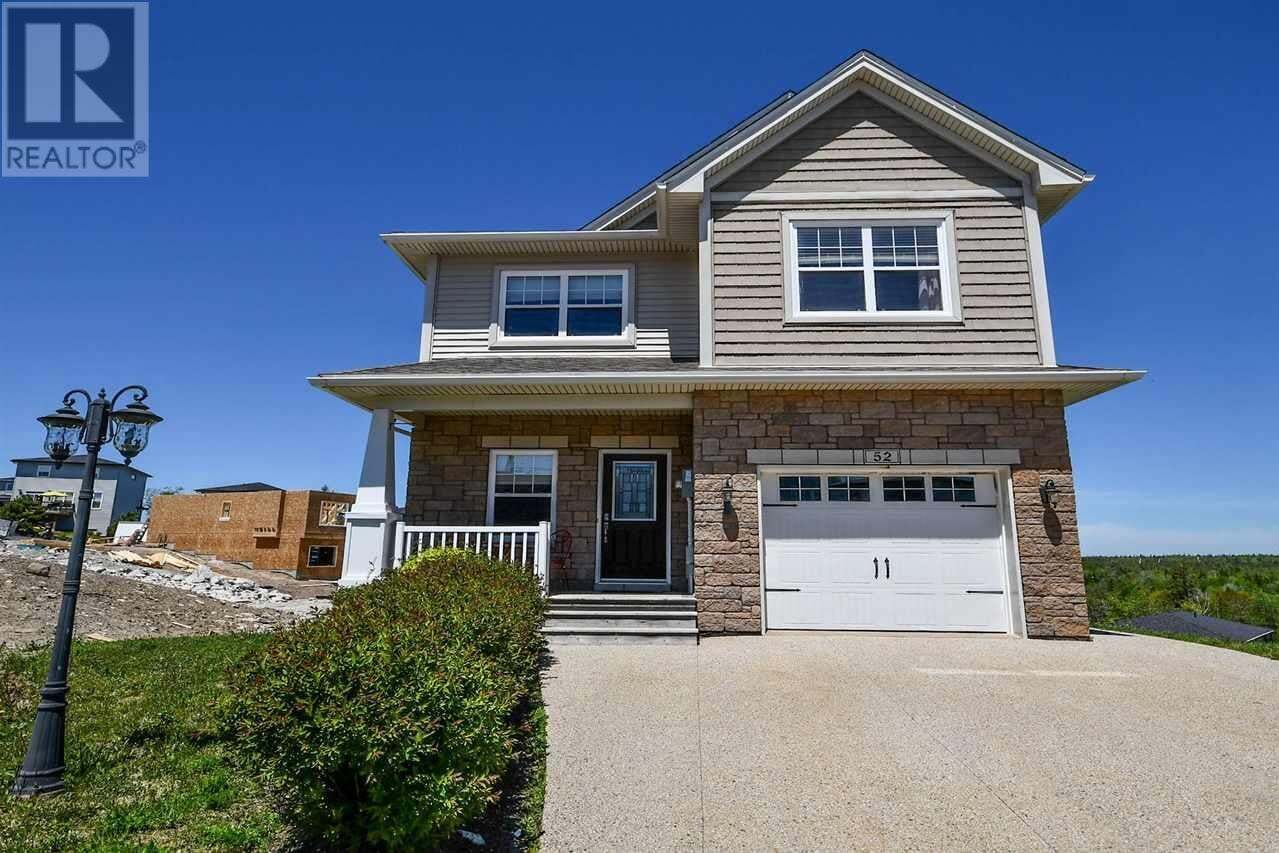 House for sale at 52 Sienna Ct Timberlea Nova Scotia - MLS: 202010640