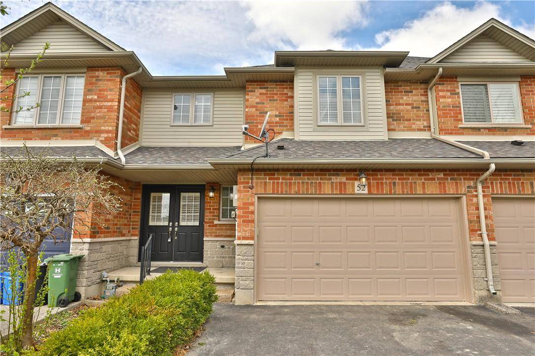 Townhouse for sale at 52 Southbrook Dr Binbrook Ontario - MLS: H4077136