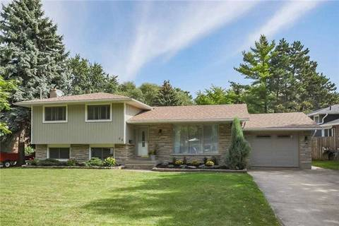 House for sale at 52 Spring Garden Blvd St. Catharines Ontario - MLS: X4583214