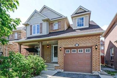 House for sale at 52 Springhurst Ave Brampton Ontario - MLS: W4510224
