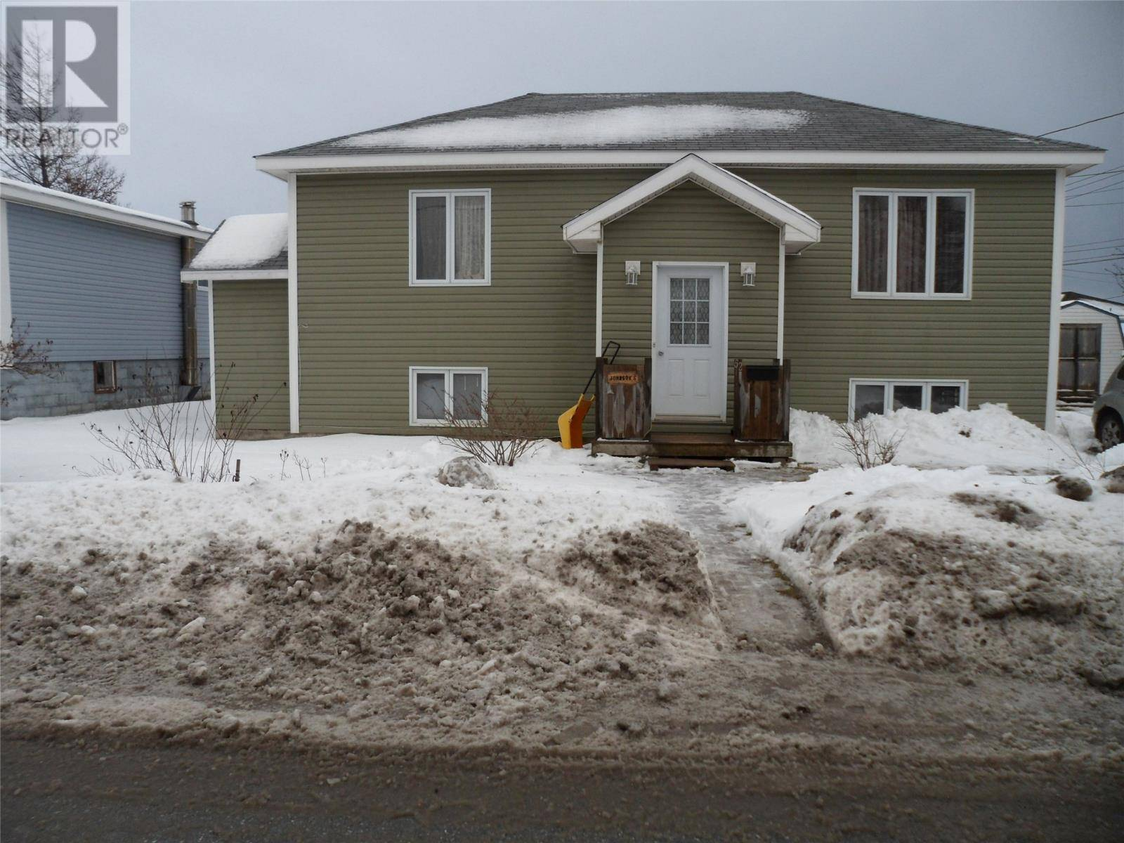 House for sale at 52 St Georges Ave Stephenville Newfoundland - MLS: 1211837