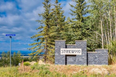 Home for sale at  52 Stonewood Dale Pl Rural Rocky View County Alberta - MLS: A1036027
