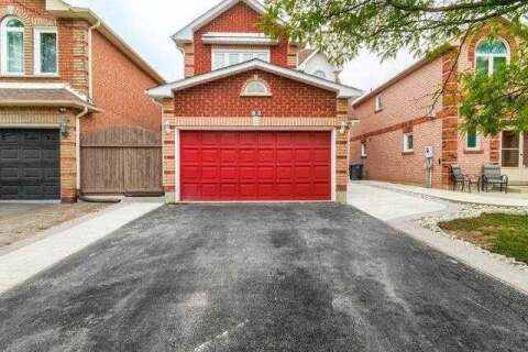 House for sale at 52 Sunley Cres Brampton Ontario - MLS: W4917955