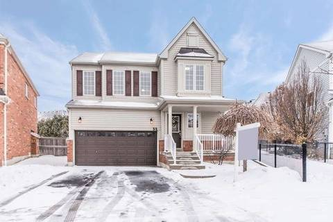House for sale at 52 Teardrop Cres Whitby Ontario - MLS: E4703381