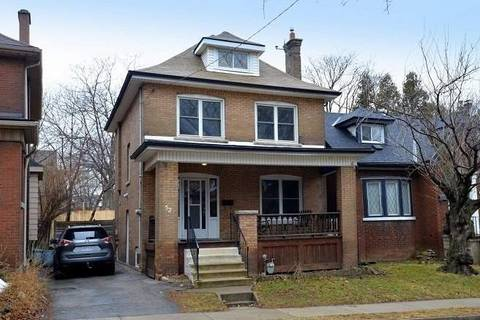 House for sale at 52 Tisdale St Hamilton Ontario - MLS: X4710951