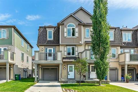 Townhouse for sale at 52 Windstone Green Southwest Airdrie Alberta - MLS: C4261666