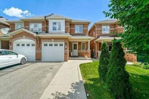 Townhouse for sale at 52 Winners Circ Brampton Ontario - MLS: W4862725
