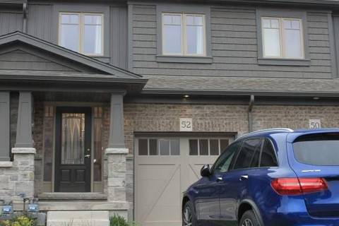 Townhouse for rent at 52 Winterton Ct Orangeville Ontario - MLS: W4691872