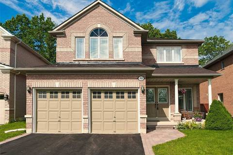 House for sale at 52 Wolfson Cres Richmond Hill Ontario - MLS: N4506663