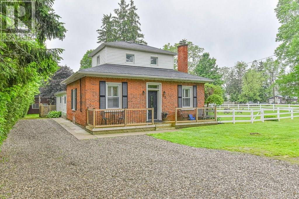 House for sale at 52 Wolverton Rd Blandford-blenheim Ontario - MLS: 30744710