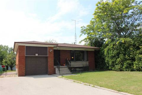 House for sale at 52 Wynn Rd Toronto Ontario - MLS: C4554343