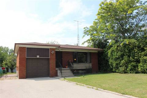 House for sale at 52 Wynn Rd Toronto Ontario - MLS: C4596429