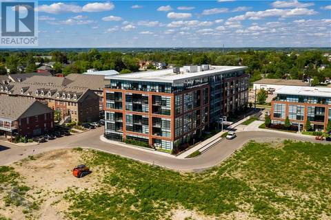 Condo for sale at 15 Prince Albert Blvd Unit 520 Kitchener Ontario - MLS: 30741001