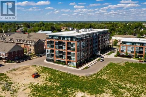 Condo for sale at 15 Prince Albert Blvd Unit 520 Kitchener Ontario - MLS: 30741001