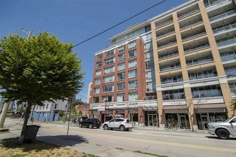 Condo for sale at 221 Union St Unit 520 Vancouver British Columbia - MLS: R2378291