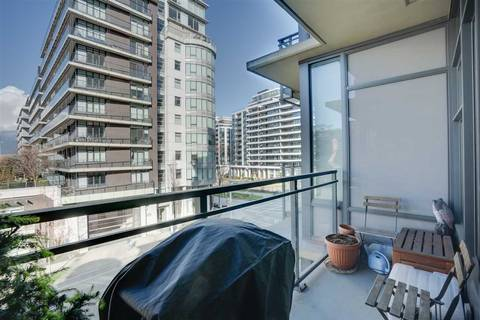Condo for sale at 38 1st Ave W Unit 520 Vancouver British Columbia - MLS: R2443827